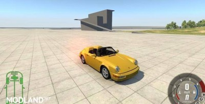Porsche 911 Carrera 2 Speedster [0.6.0], 3 photo